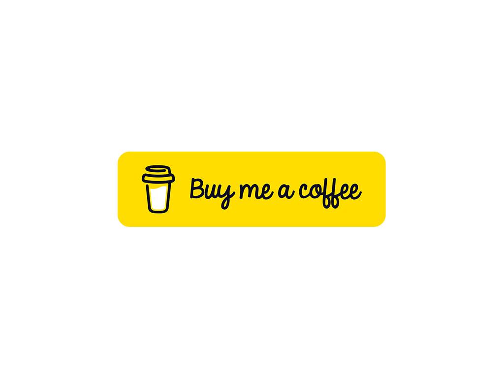 Patrocina mi trabajo y contenido donando en Buy me a Coffee