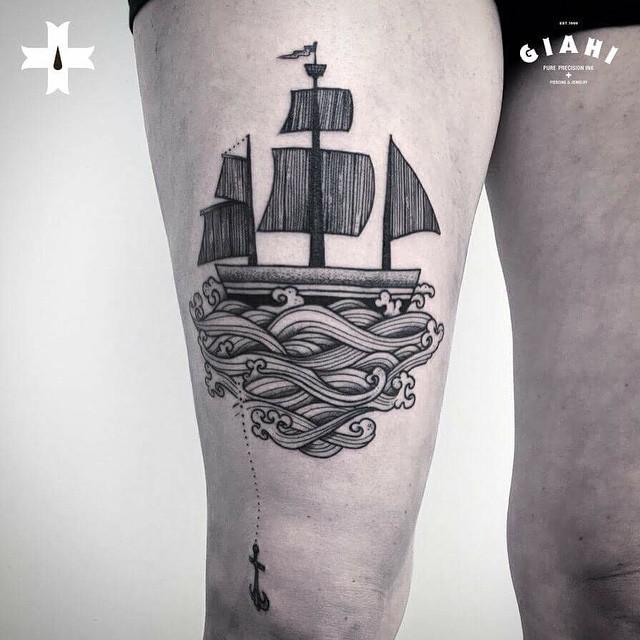 by Giahi Tattoo