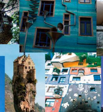 Diseño arquitectónico que han creado casas insólitas