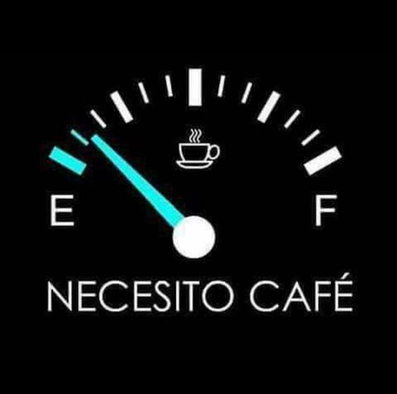 Necesito café