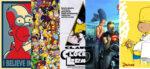 Divertidas y geniales ilustraciones de Los Simpson