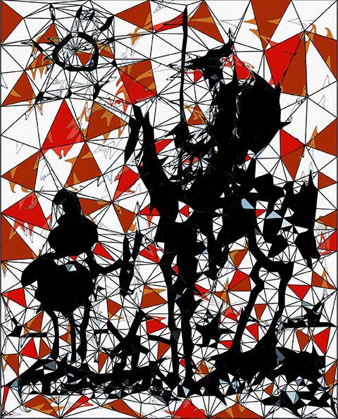 Don Quijote Art - NFT