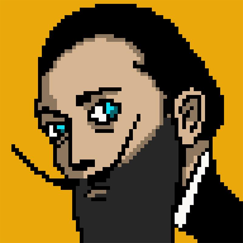 Beard Dali
