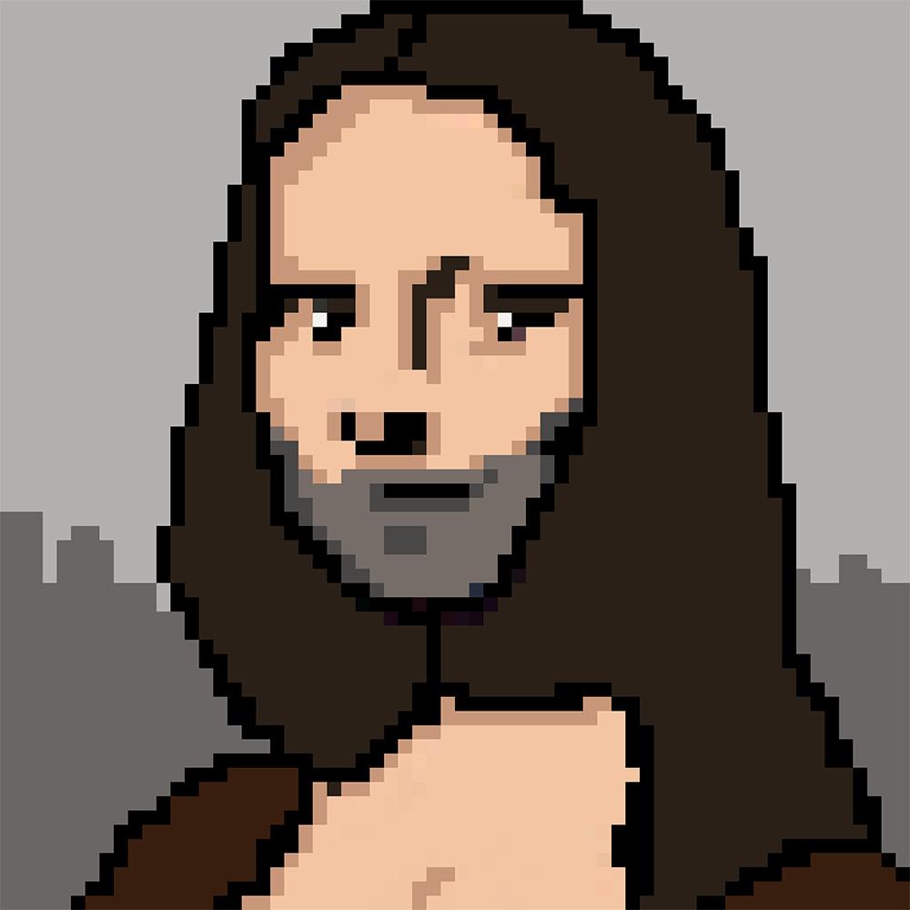 Beard Gioconda