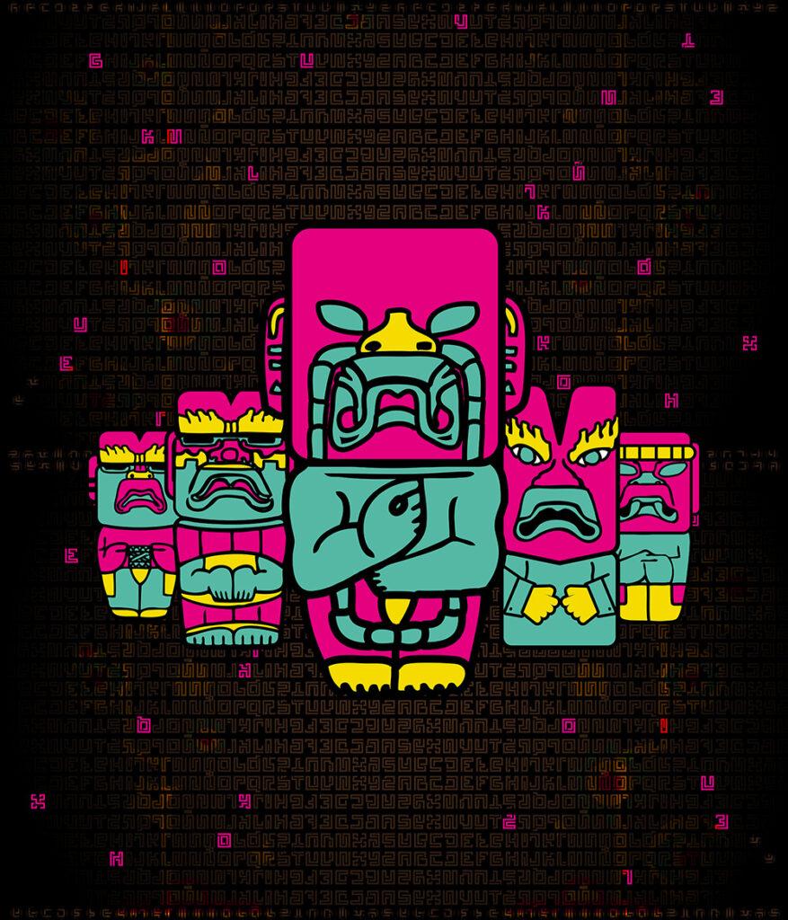 Mecafest - Olmec monoliths