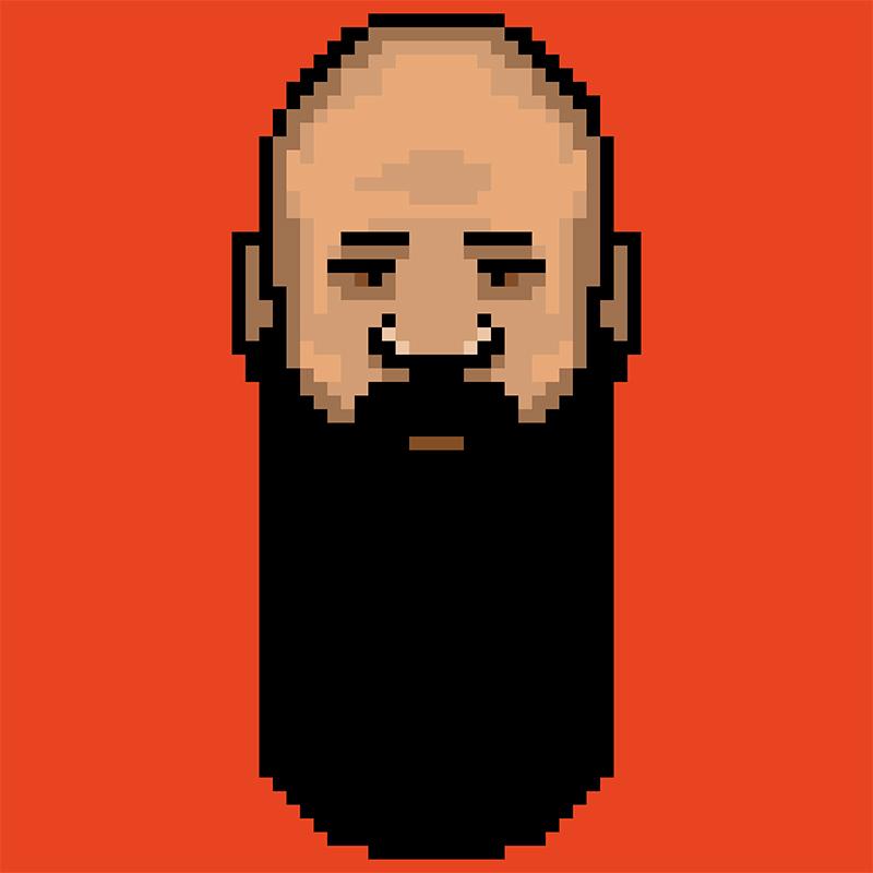 Beard Decuir