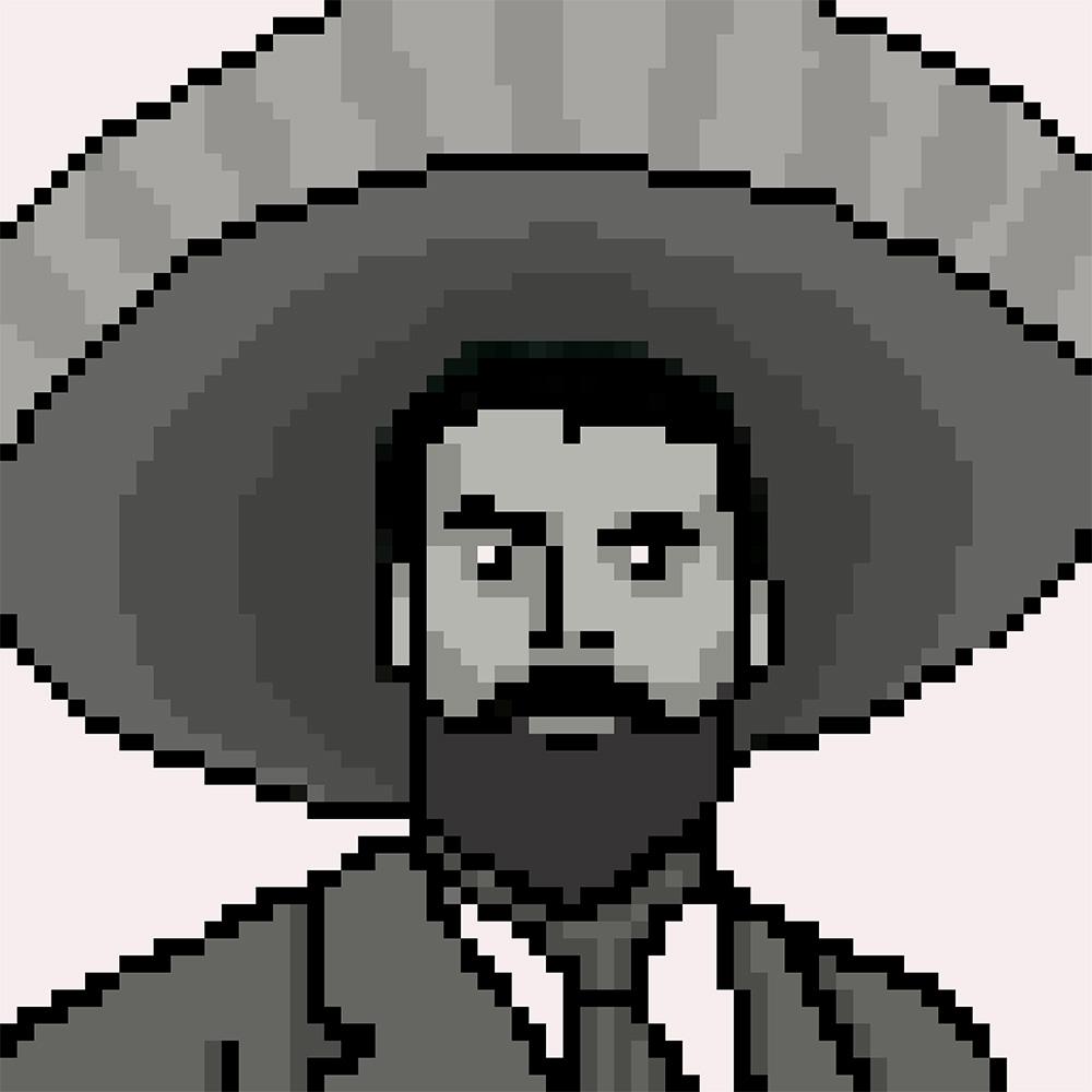 Beard Zapata