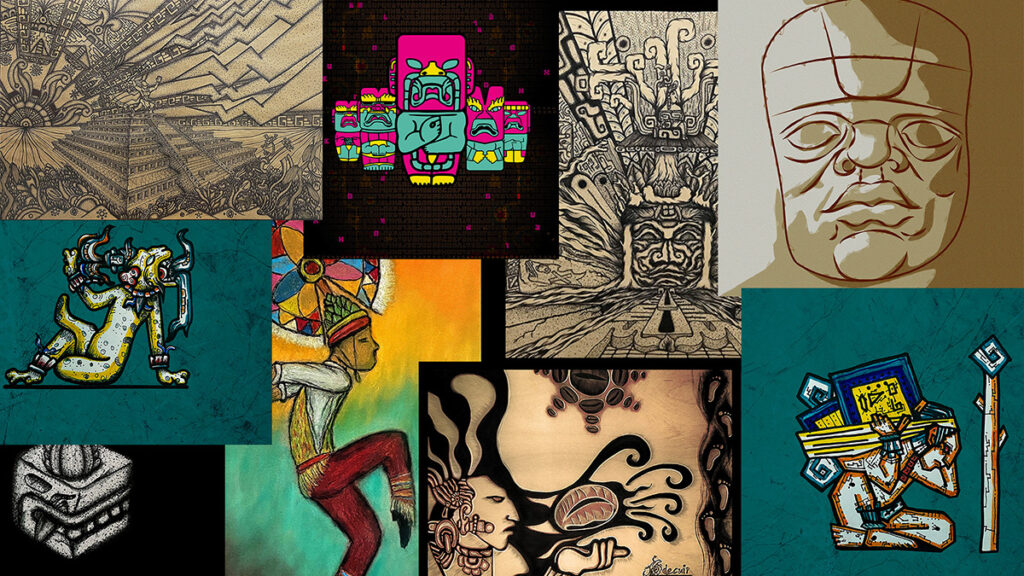 Collection Prehispanic-Art en OpenSea NFTs