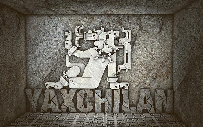 Yaxchilan box NFT