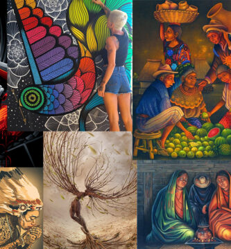 Arte e ilustración para inspirarse al máximo No. 20