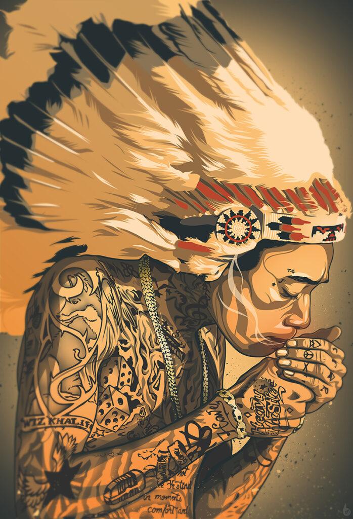 Wiz Khalifa - Biko Tecson