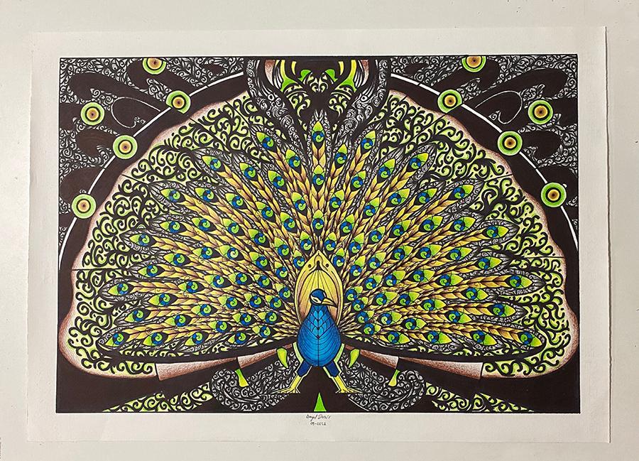 Seis obras en venta de arte para México y el mundo | Angel Decuir