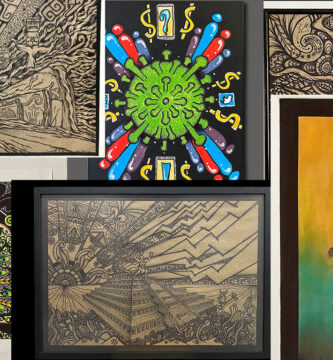 Seis obras en venta de arte para México y el mundo   Angel Decuir